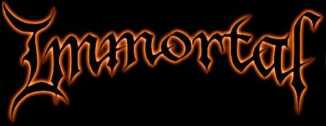 Logo - Immortal