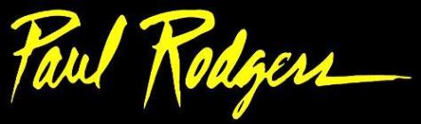 Logo - Paul Rodgers