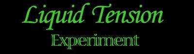 Logo - Liquid Tension Experiment