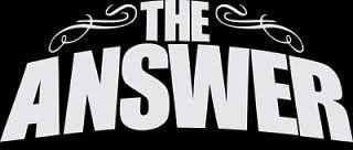 Logo - The Answer