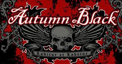 Logo - Autumn Black