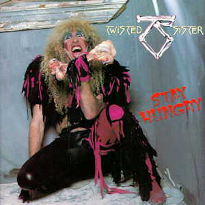 """Twisted Sister's """"Stay Hungry"""" @ 25 Years (1984-2009)"""