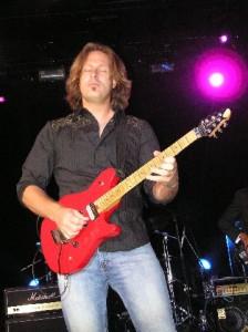Kurt Griffey of Gregg Rolie Band