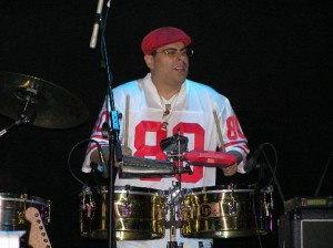 Adrian Areas of Gregg Rolie Band