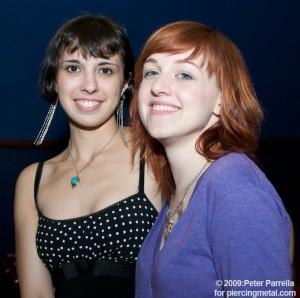 Femme Fatale's Maggie Levin & Celina Carvajal