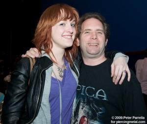 Celina Carvajal (Brooke Jace) & Ken Pierce