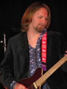 Tal Morris from Creedence Clearwater Revisited