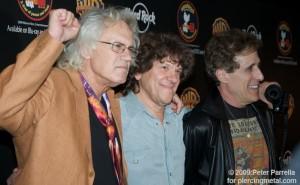 L to R (Artie Kornfeld, Michael Lang, Joel Rosenman)