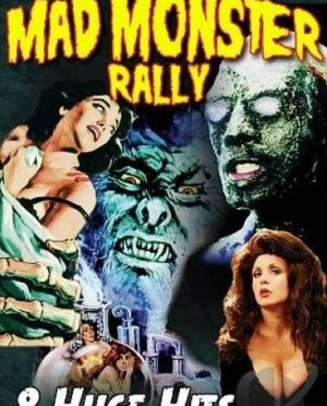 """Film Review: """"Mad Monster Rally"""" Boxed Set with Morella"""