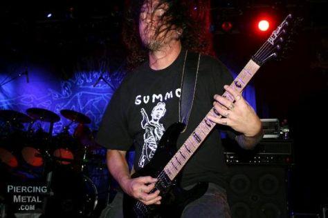 suffocation, suffocation concert photos, summer slaughter 2009
