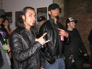 Faisal Talal & Marwan Reyad