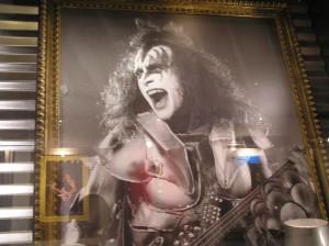 """Gene Simmon's """"Destroyer"""" Era Photo"""