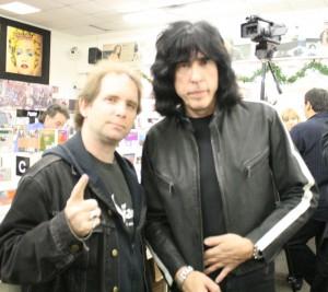 Ken Pierce & Marky Ramone