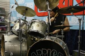 Carmine Appice Performance Shot