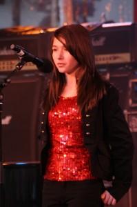 Singer Victoria Cuomo