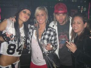 Natasha Komis, Binge Daniels & Friends @ Santo's