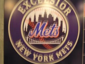 N.Y. Mets Signage