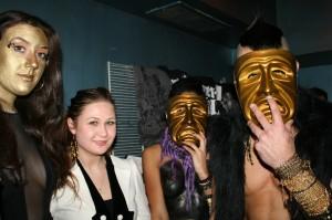 Team Pui - Masked Merauders!