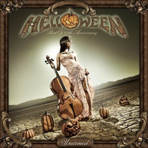 """Unarmed: Best Of 25th Anniversary"" by Helloween"