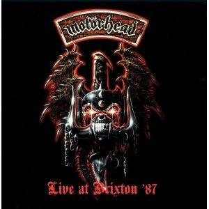 """Live At Brixton '87"" by Motorhead"