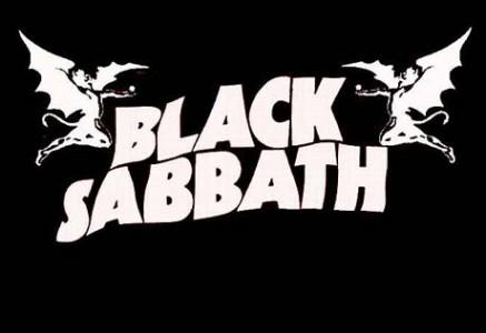 Logo - Black Sabbath