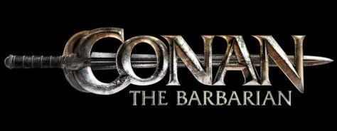 conan the barbarian movie logo