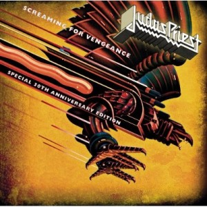 "Happy 30th Anniversary To Judas Priest's ""Screaming For Vengeance"""