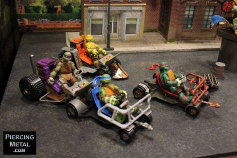 playmates toys, teenage mutant ninja turtles, toy fair 2014, toy fair