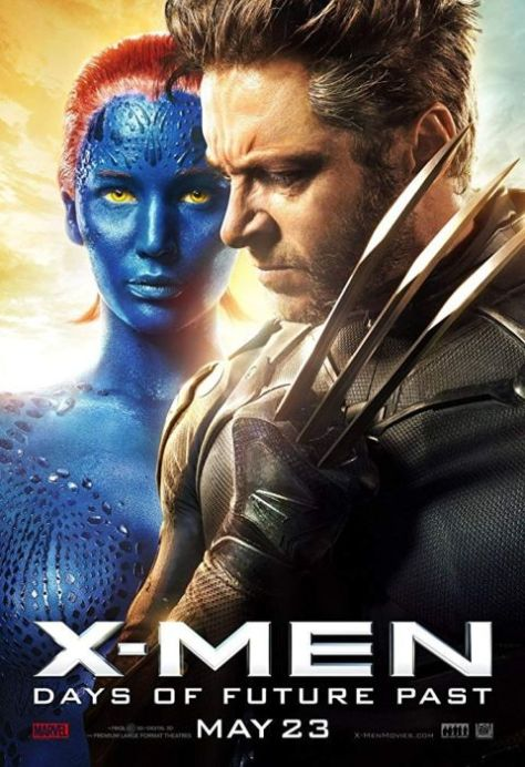 movie posters, promotional posters, 20th century fox, x-men days of future past