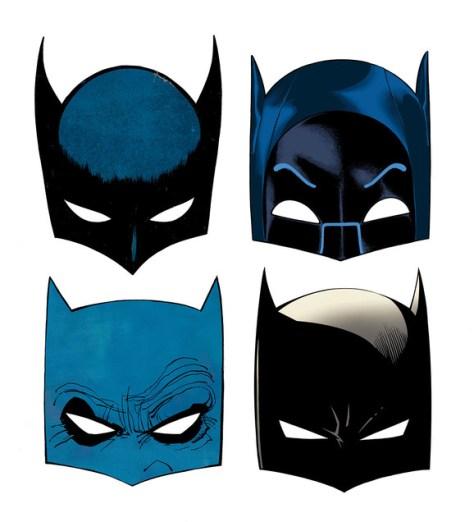 Batman Day - 2014 - Masks