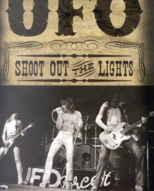 """UFO: Shoot Out The Lights"" by Martin Popoff"
