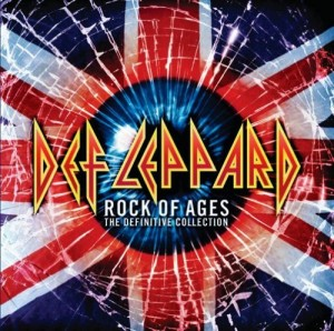 """Rock Of Ages: The Definitive Collection"" by Def Leppard"