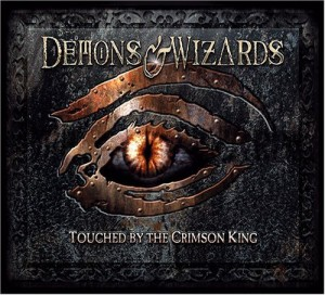 """Touched By The Crimson King"" by Demons & Wizards"