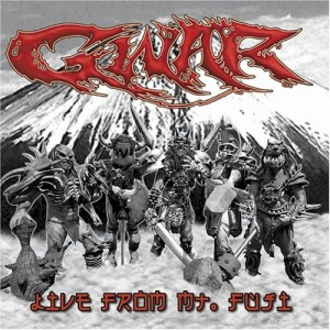 """Live From Mt. Fuji"" by GWAR"