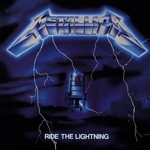 CD - Metallica - Ride The Lightning
