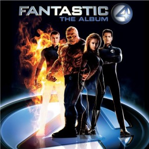 """Fantastic Four – The Album"" by Various Artists"