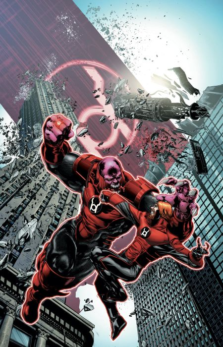 """Red Lanterns Annual"" #1"
