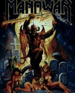 """Hell On Earth"" Vol. 4 by Manowar"