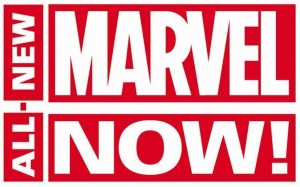 All-New Marvel Now! Onsale In July 2014