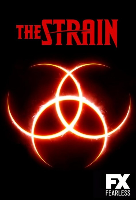 Poster - The Strain - S1 - 2014