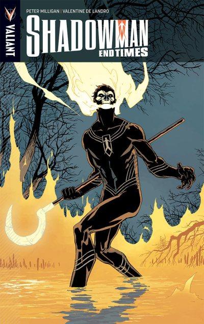 Book - Shadowman - End Times