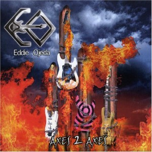 """Axes 2 Axes"" by Eddie Ojeda"