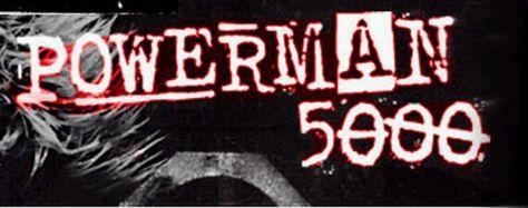 Logo - Powerman 5000