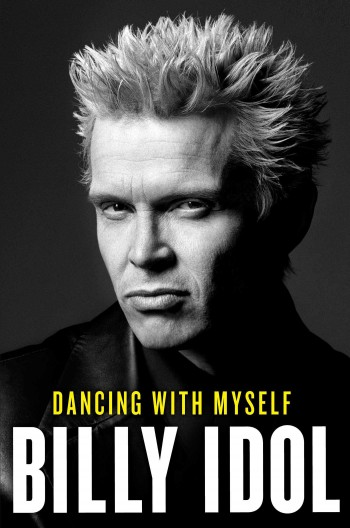 Book - Billy Idol - Dancing With Myself