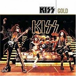 """Gold"" (remaster) by KISS"