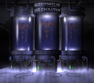 """""""Live Evolution"""" by Queensryche"""