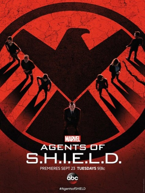 Poster - Agents of SHIELD - S2
