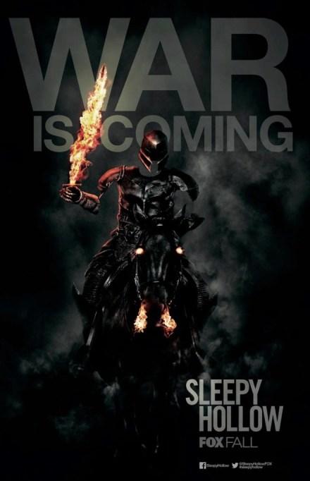 Poster - Sleepy Hollow - S2 - 2014