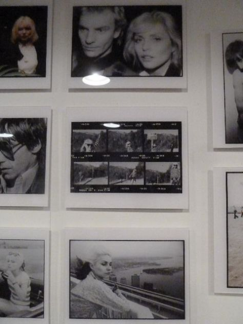 blondie, blondie exhibit, debbie harry