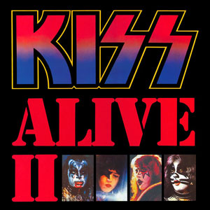 album covers, kiss, kiss albums